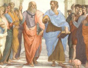 Plato - Aristoteles