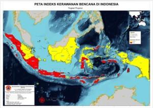 rawan bencana indonesia