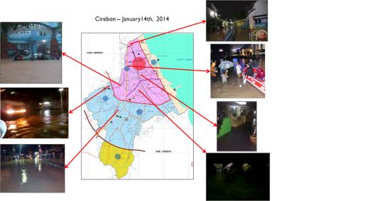 Banjir Cirebon 14 Jan 2014